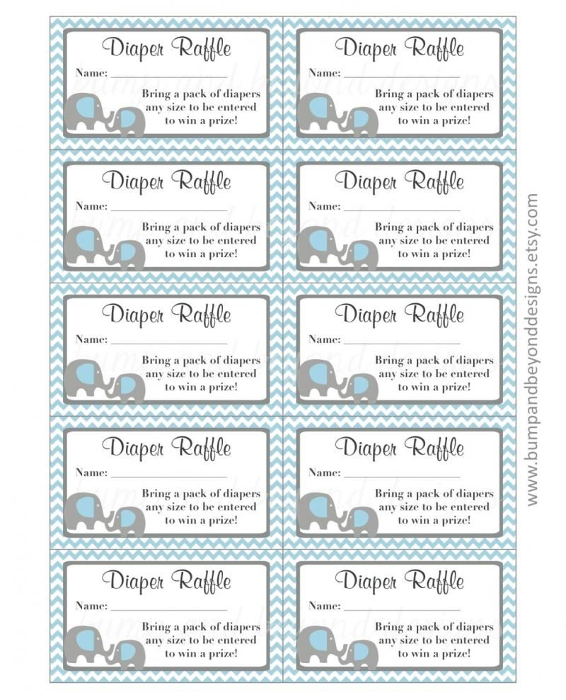 Diaper Raffle Tickets Free Printable - Yahoo Image Search Results - Free Printable Bridal Shower Raffle Tickets