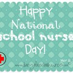 Diary Of A School Nurse: National School Nurse Day  Free Printable   Nurses Day Cards Free Printable