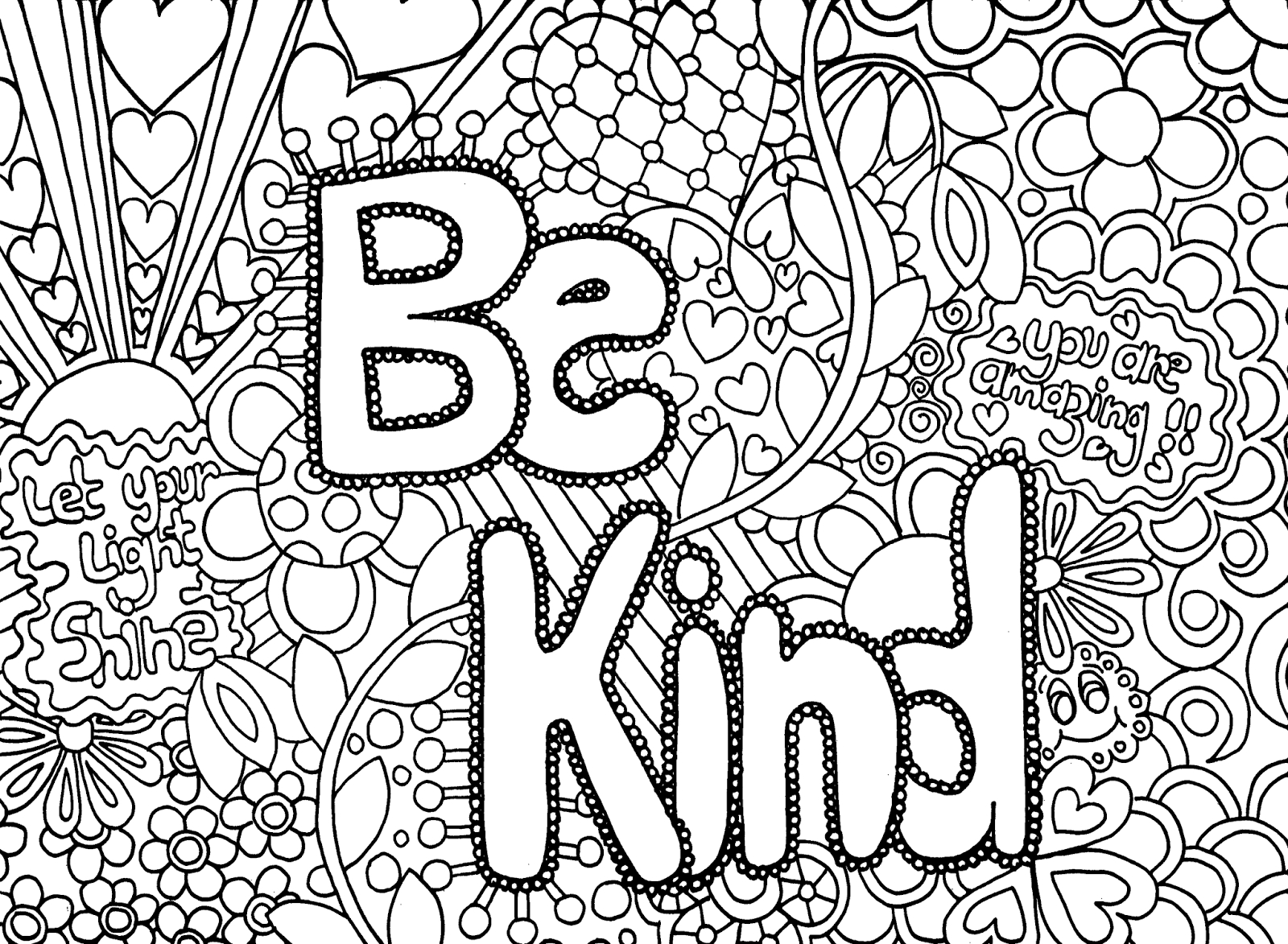 Difficult Hard Coloring Pages Printable | Only Coloring Pages - Free Printable Hard Coloring Pages For Adults