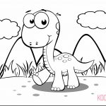 Dinosaur Coloring Pages Free Printable #27115   Free Printable Dinosaur Coloring Pages