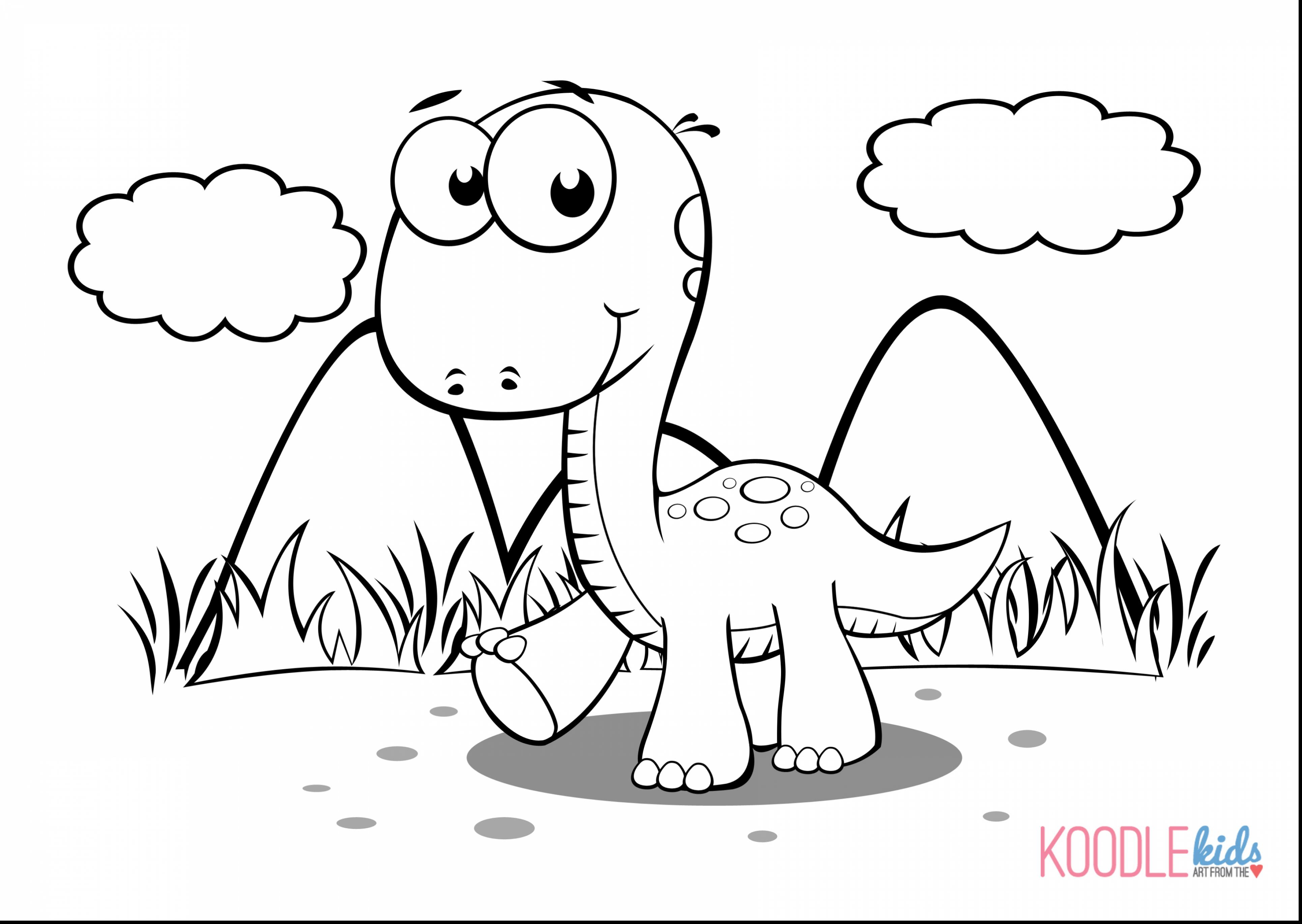 Dinosaur Coloring Pages Free Printable #27115 - Free Printable Dinosaur Coloring Pages
