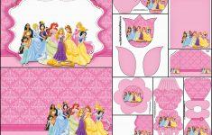 Disney Princess Free Printable Invitations
