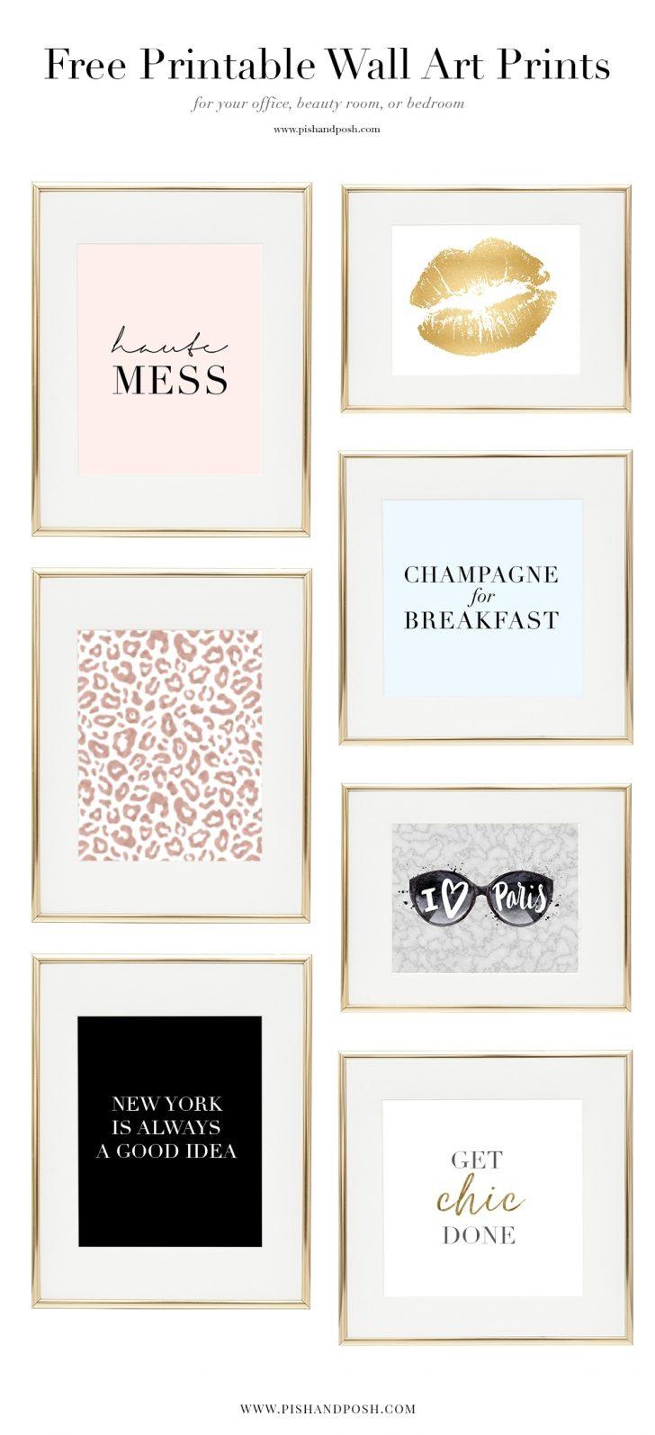 Free Printable Wall Art Prints