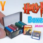 Diy Realistic Miniature Books | Dollhouse | No Polymer Clay!   Youtube   Free Printable Miniature Book Covers