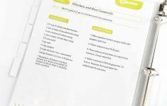Diy Recipe Book (With Free Printable Recipe Binder Kit!) – Free Printable Recipe Page Template