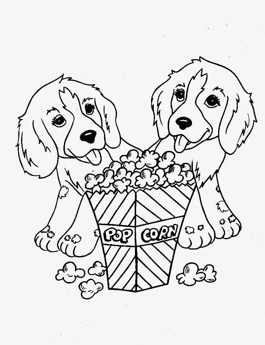 Dogs Coloring Pages Cat And Dog Gallery Free Books 1600×1200 - Free Printable Dog Coloring Pages