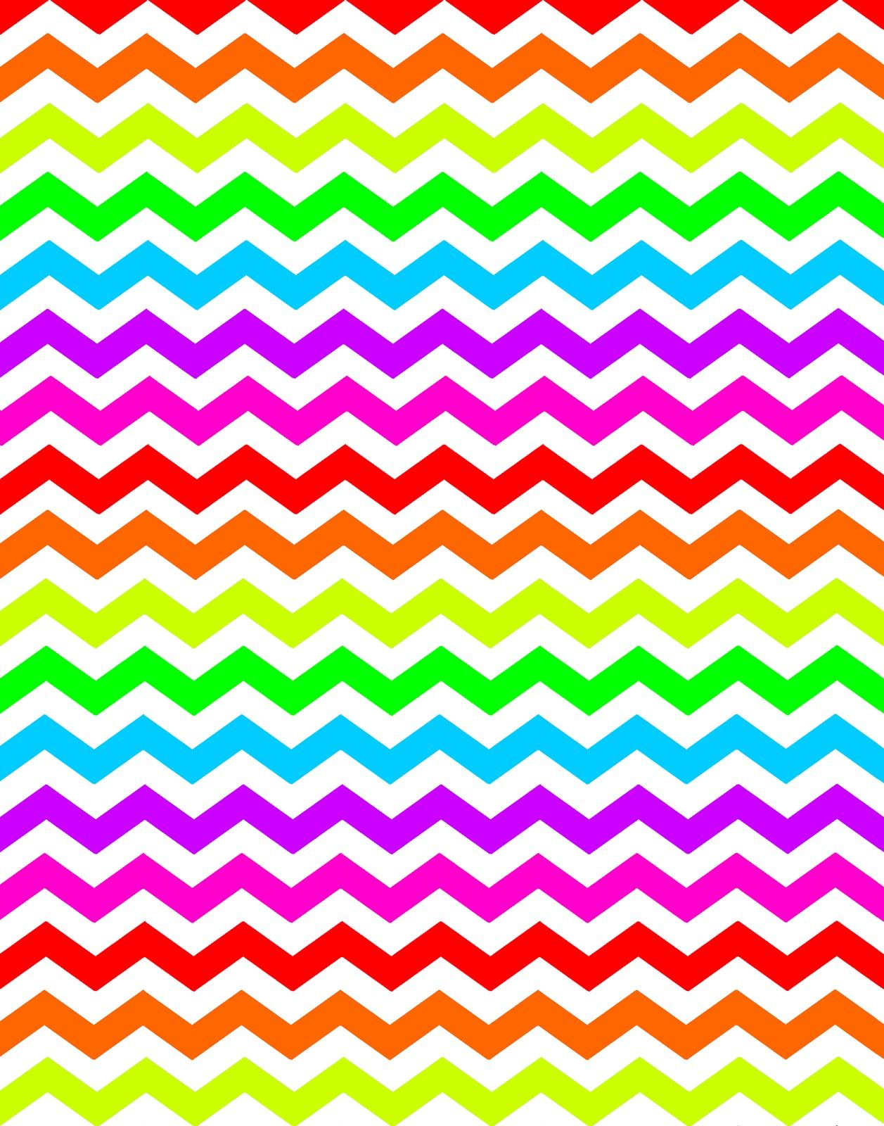 Doodle Craft: 16 New Colors Chevron Background Patterns! | Craft - Chevron Pattern Printable Free