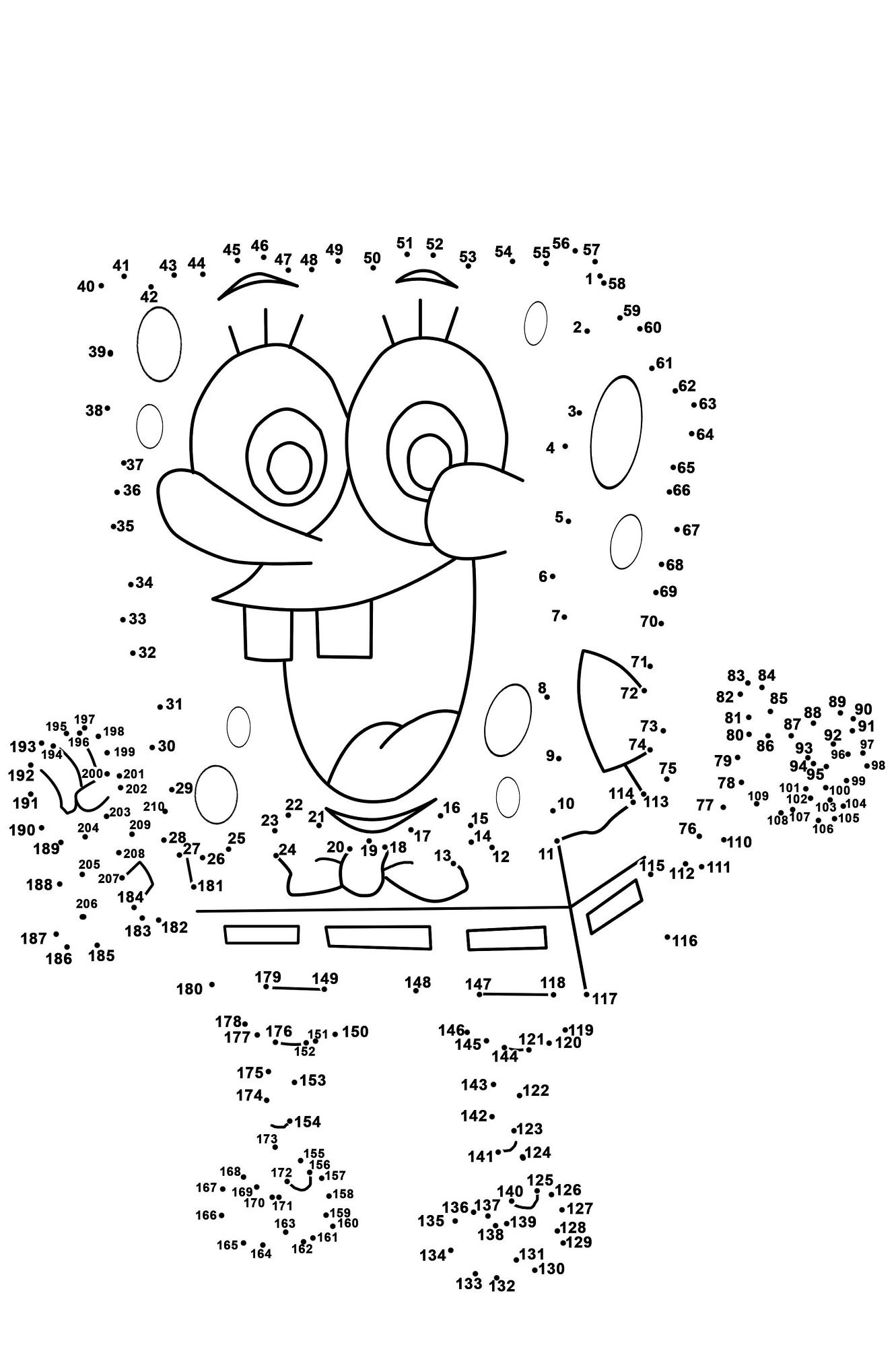 Dot To Dot Printables | Kids Worksheets Printable | Pinterest | Hard - Free Printable Dot To Dot Easy