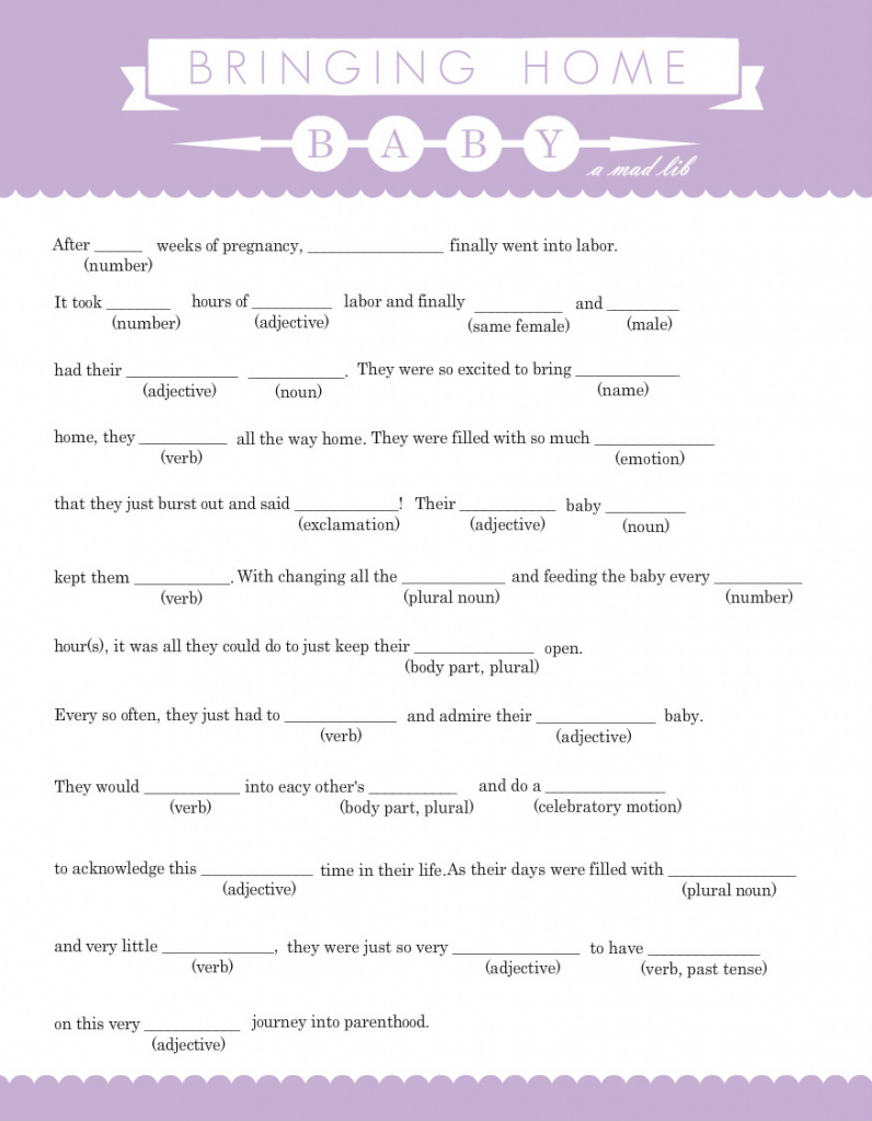 Download Mad Libs For Baby Shower | Designista For Baby Shower Mad - Baby Shower Mad Libs Printable Free