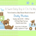 Download Now Free Template It's A Baby Boy Shower Invitations   Free Baby Boy Shower Invitations Printable