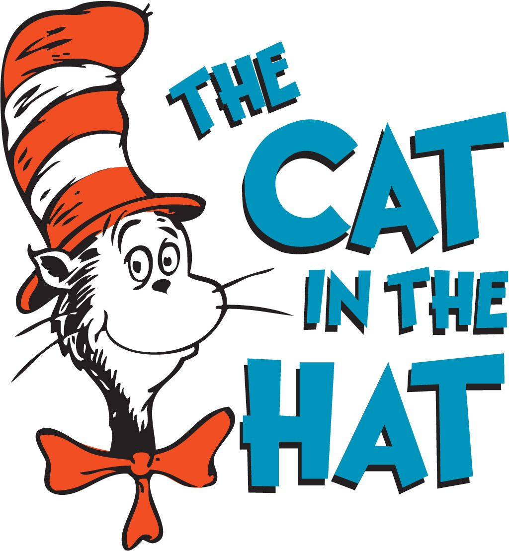 Dr Seuss Cat In The Hat Clip Art Free Wikiclipart | Cartoon - Free Printable Cat In The Hat Clip Art