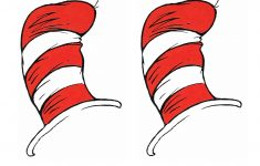 Dr Seuss Hat Template On Templates Cat In The Hat - Free Printable Dr Seuss Hat Template