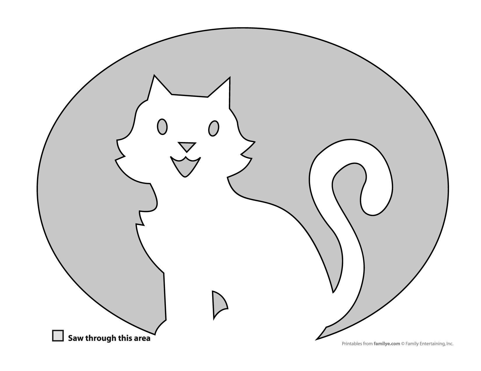 √ 31 Free Pumpkin Carving Stencils Of Cats For A Purrfect - Free Printable Pumpkin Carving Templates Dog