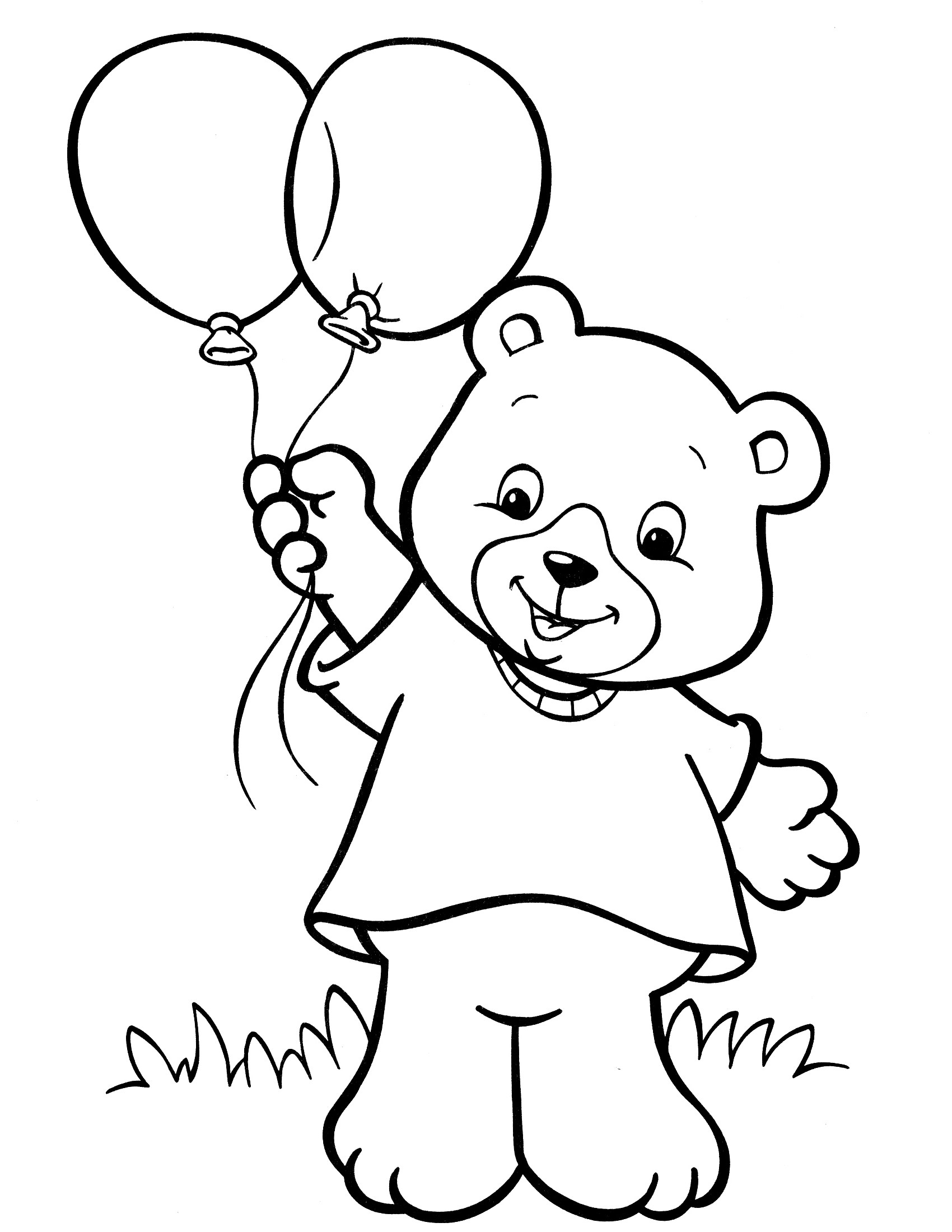 √ Coloring Activity For 2 Years Old | Worksheets For 2 Years Olds - Free Printable Coloring Pages For 2 Year Olds