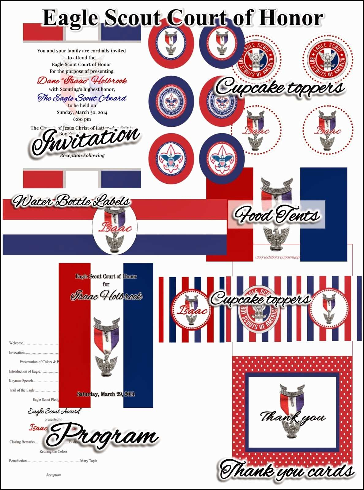 Eagle Scout Cards Free Printable Pleasant Printable Thank You Card - Eagle Scout Cards Free Printable