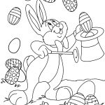 Easter Coloring Pages Printable Printable Easter Coloring Pages Free   Coloring Pages Free Printable Easter
