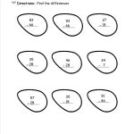 Easter Worksheets And Printouts   Free Printable Easter Worksheets For 3Rd Grade