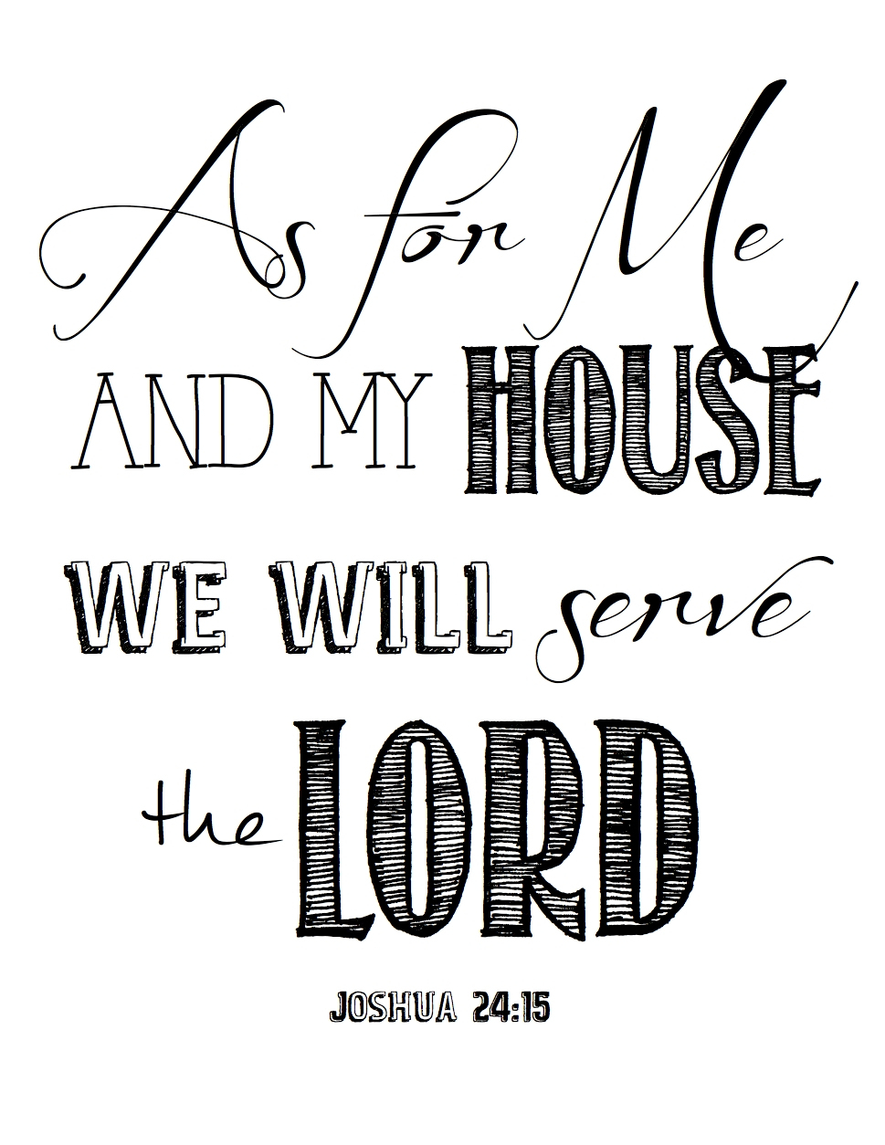 Easy And Stylish Bible Verse Free Printables – Our Tennessee Home - Free Printable Bible Verses To Frame