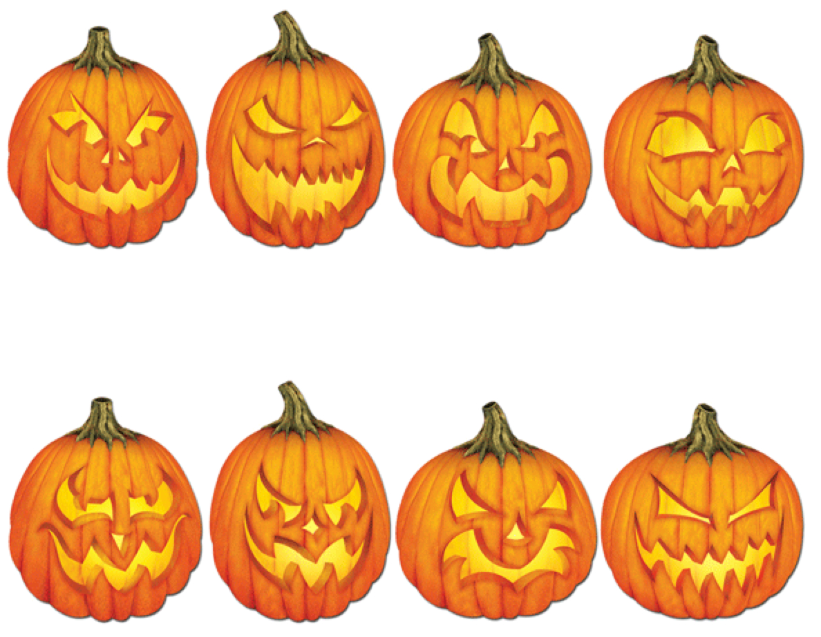 Easy Spooky Jack O'lantern Patterns   Haunted Halloween   Pinterest - Free Printable Scary Pumpkin Patterns