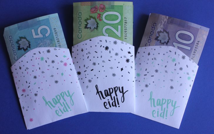 Free Printable Money Envelopes