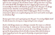 Elf On The Shelf Arrival Letter – Jesus Version – 2017 – Free – Free Printable Elf On Shelf Arrival Letter