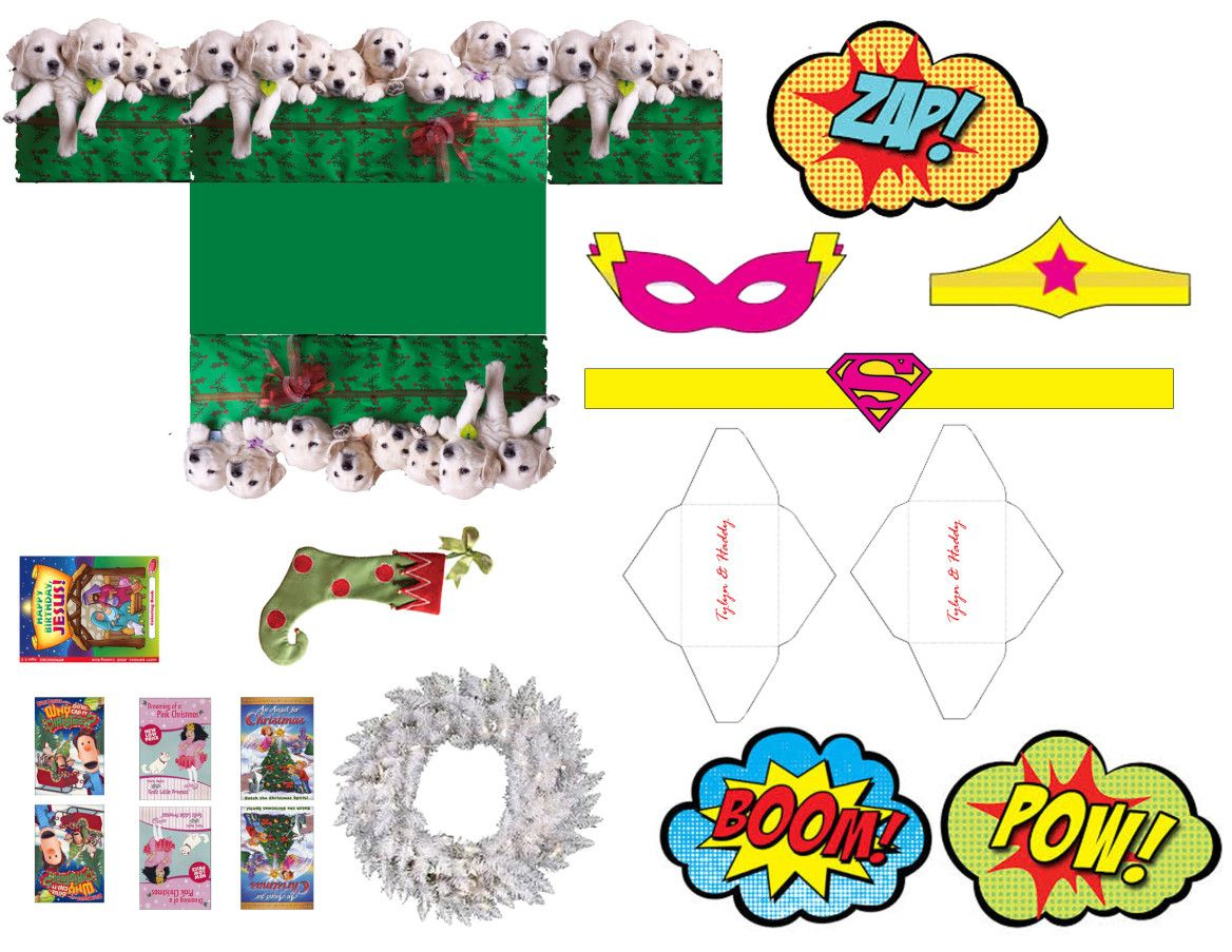 Elf On The Shelf Free Printable Props | Elf On Shelf | Pinterest - Elf On The Shelf Printable Props Free