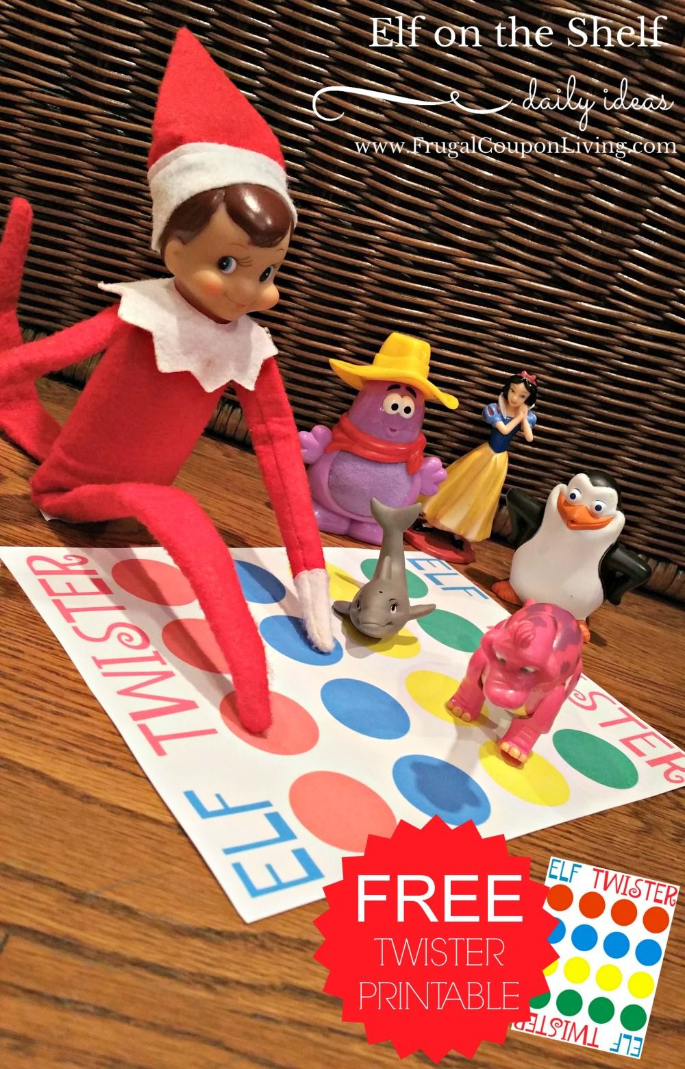 Elf On The Shelf Ideas | Elf On The Shelf | Pinterest | Elf On The - Elf On The Shelf Free Printable Ideas