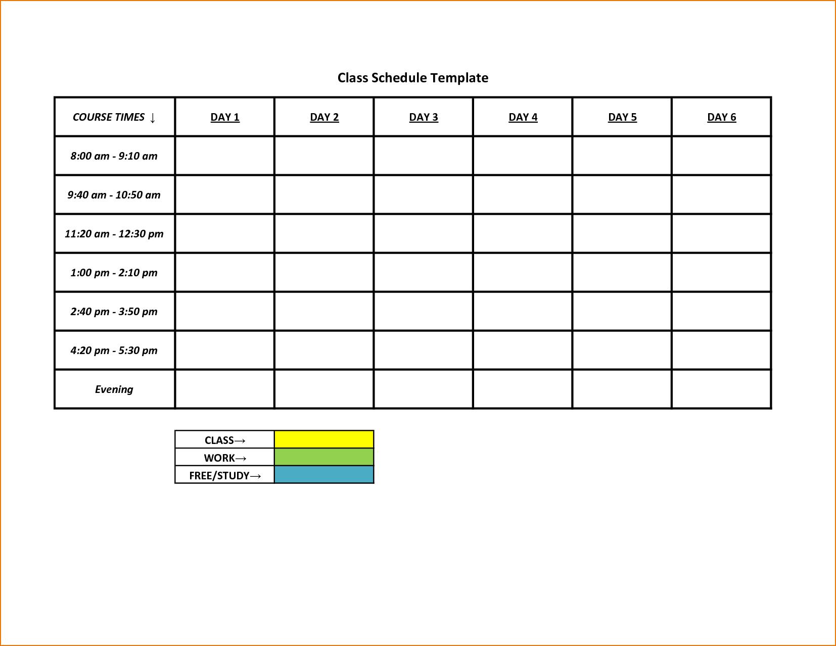 Employee Schedule Calendar Template Y Download Xls Free   Smorad - Free Printable Monthly Work Schedule Template