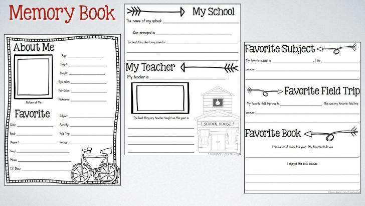 Free Printable Autograph Book For Kids