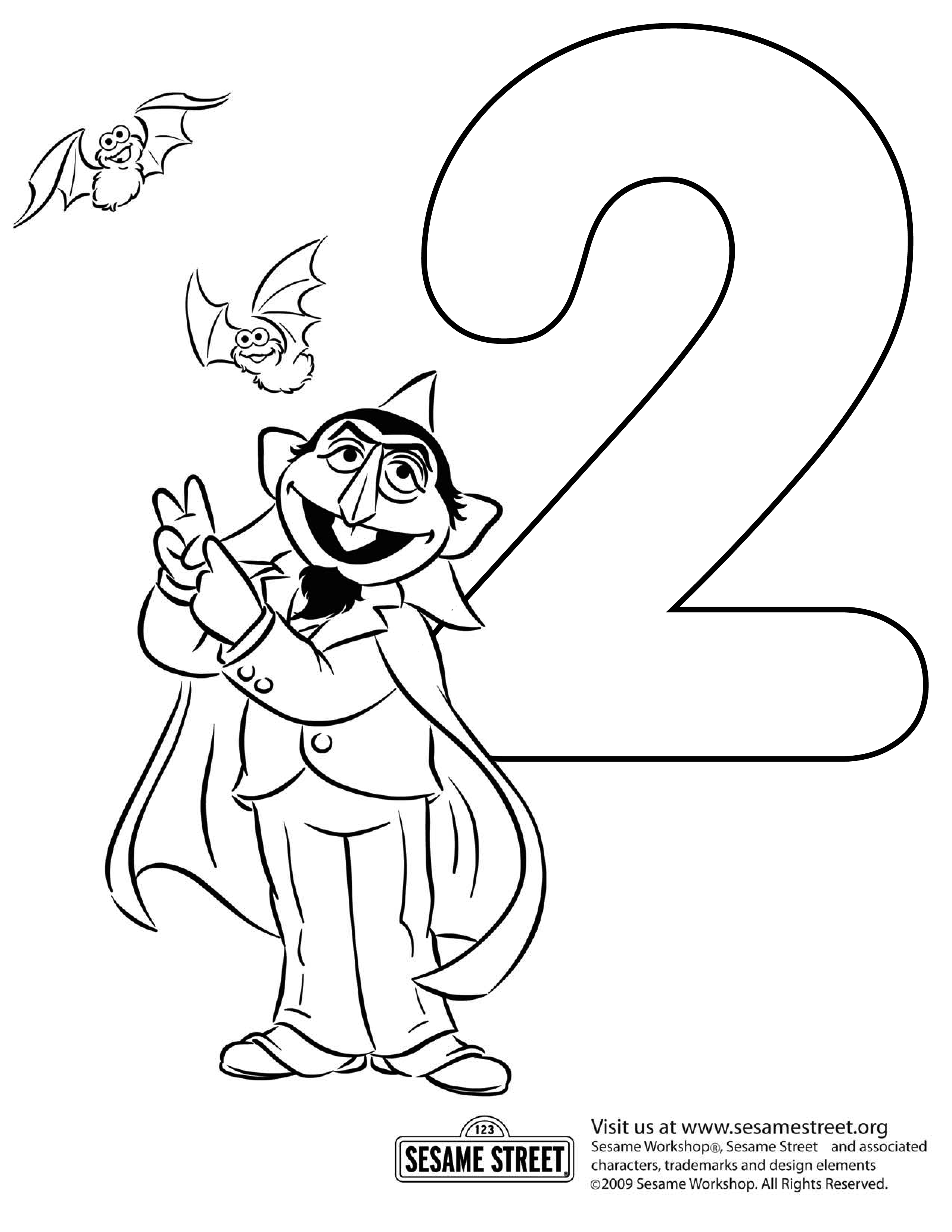 Fabulous Free Printable Sesame Street Coloring Pages 64 For With - Free Printable Sesame Street Coloring Pages