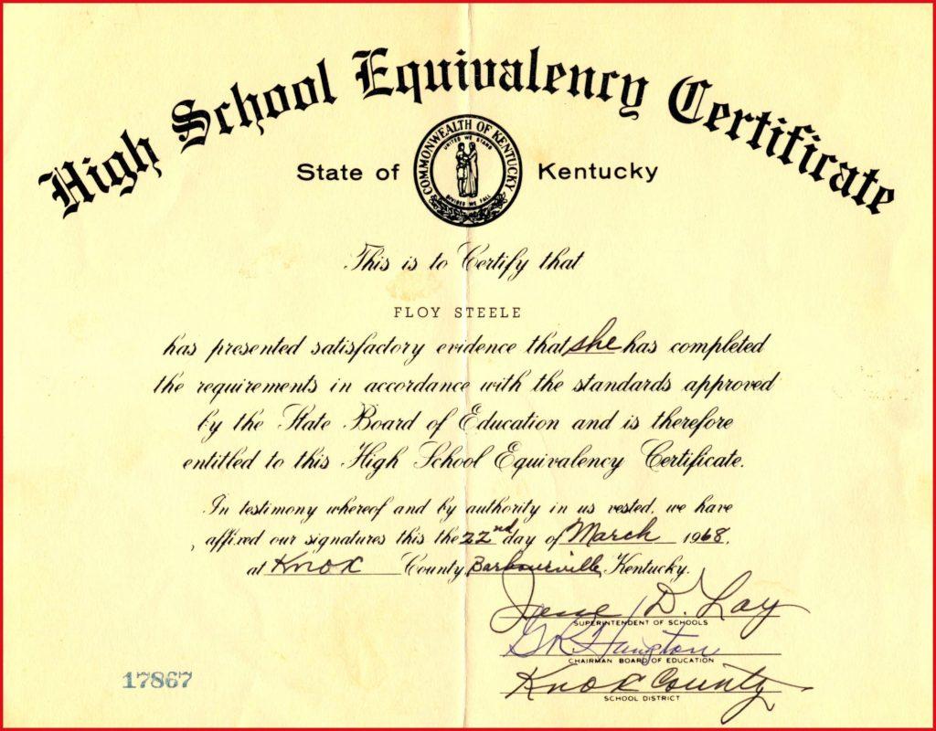 Fake Ged Certificate For Free | Katieroseintimates - Free Printable Ged Transcripts