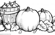 Fall Coloring Sheets Free 3 #6148 - Free Fall Printable Coloring Sheets