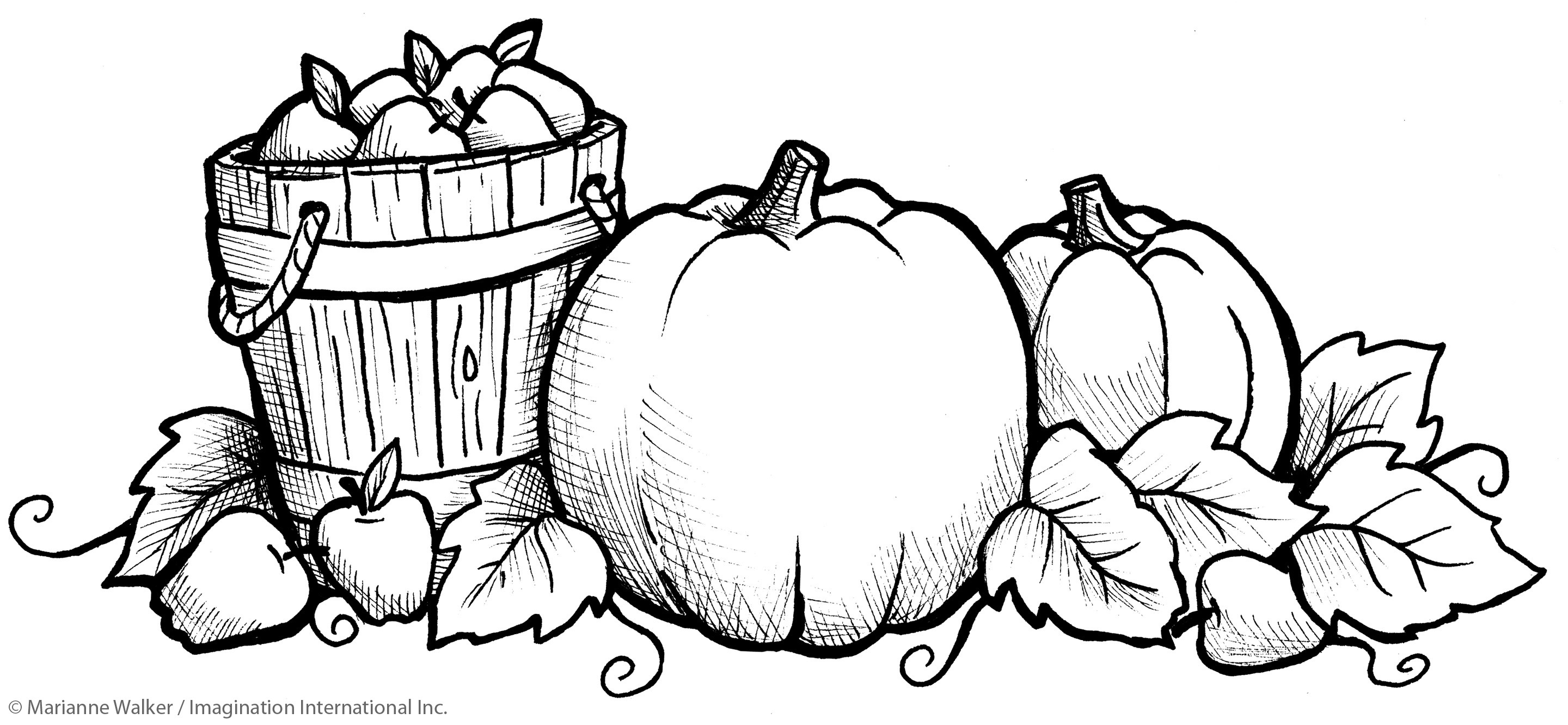 Fall Coloring Sheets Free 3 #6148 - Free Fall Printable Coloring Sheets