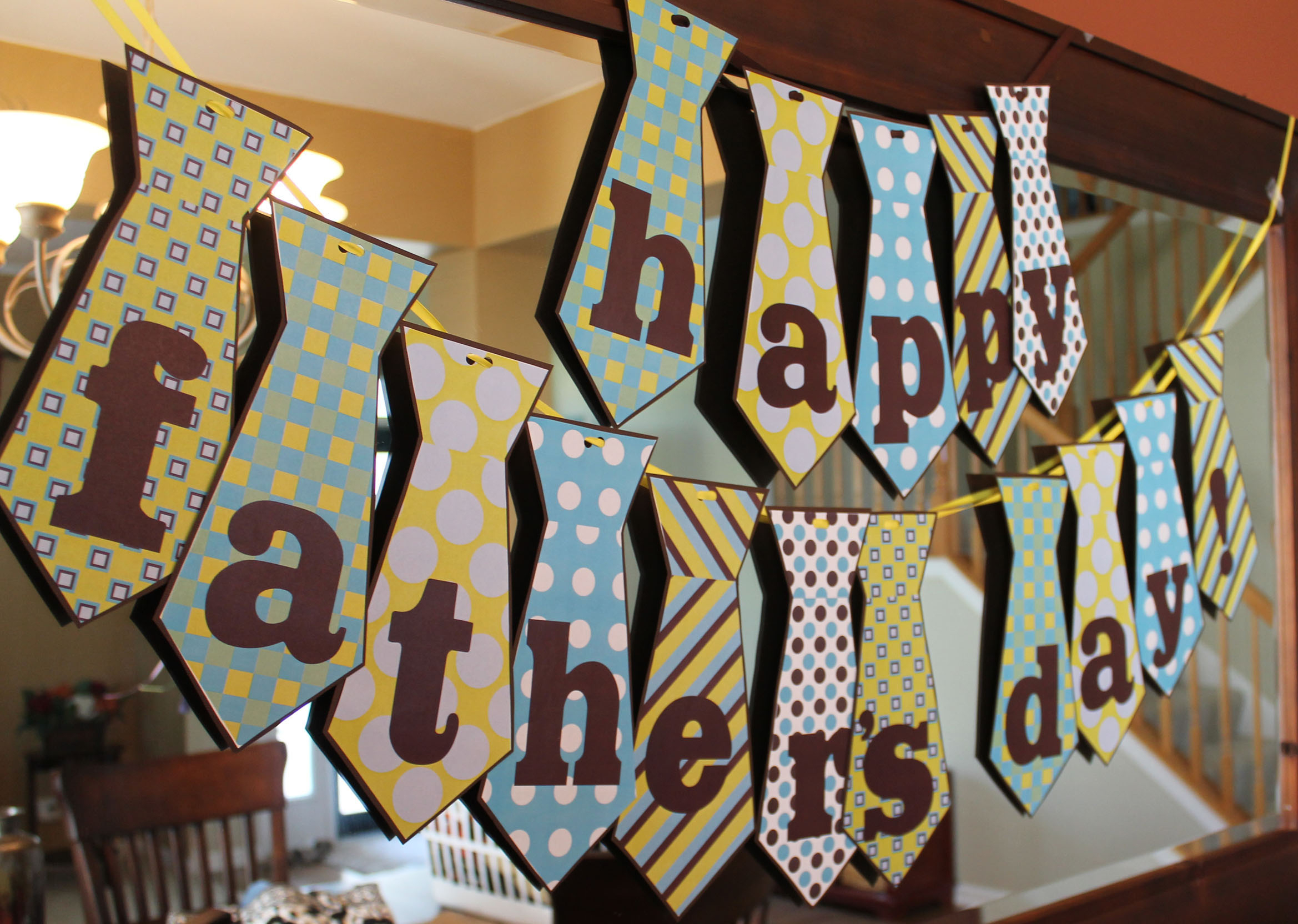Father's Day | Ipinnedit - Happy Father Day Banner Printable Free