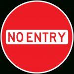 File:bahamas   No Entry.svg   Wikipedia   Free Printable No Entry Sign