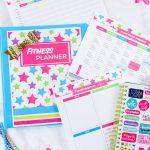 Fitness Planner   Sarah Titus   Free Printable Fitness Planner