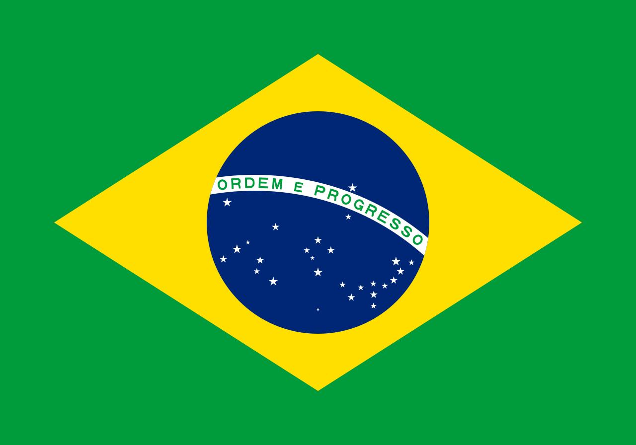 Flag Of Brazil - Wikipedia - Free Printable Brazil Flag