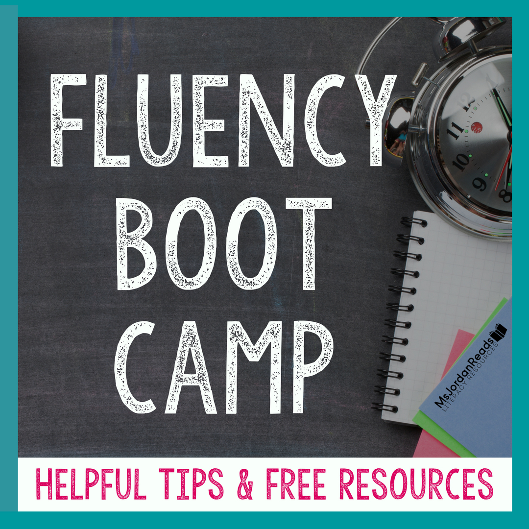 Fluency Boot Camp - Msjordanreads - Free Printable Fluency Passages 3Rd Grade
