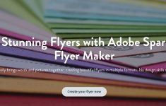 Flyer Maker: Create Beautiful Flyers For Free | Adobe Spark - Create Flyers Online Free Printable