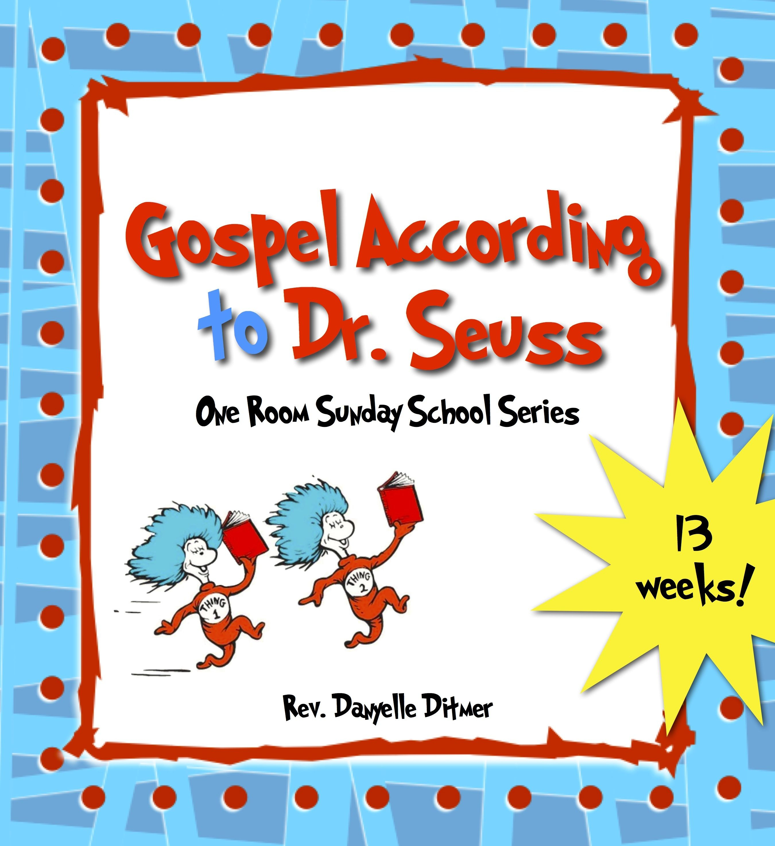 Free 13-Week One Room Sunday School Curriculum | Kid Min | Pinterest - Bible Lessons For Toddlers Free Printable