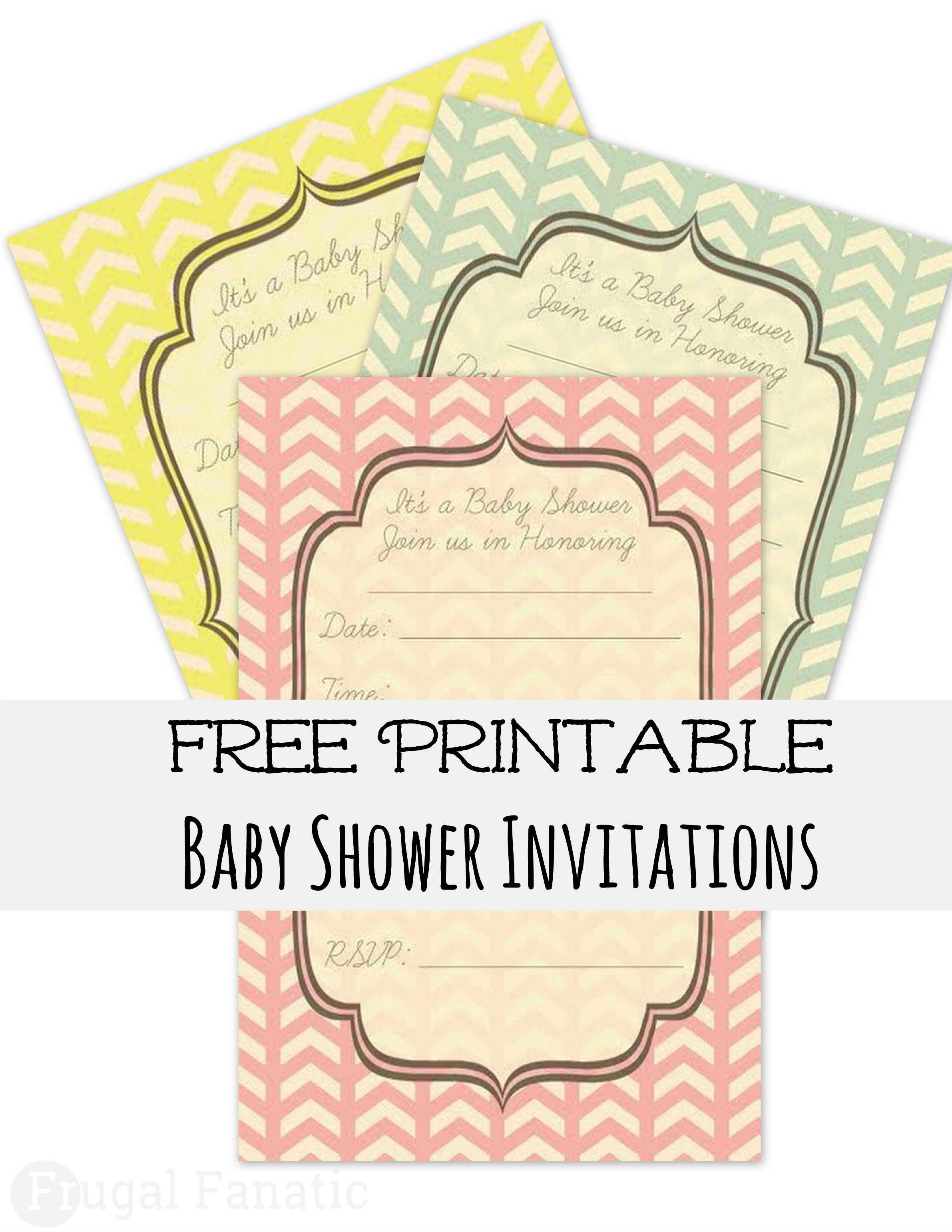 Free Baby Shower Invites | Baby Shower | Pinterest | Babyshower - Free Printable Baby Shower Invitation Maker