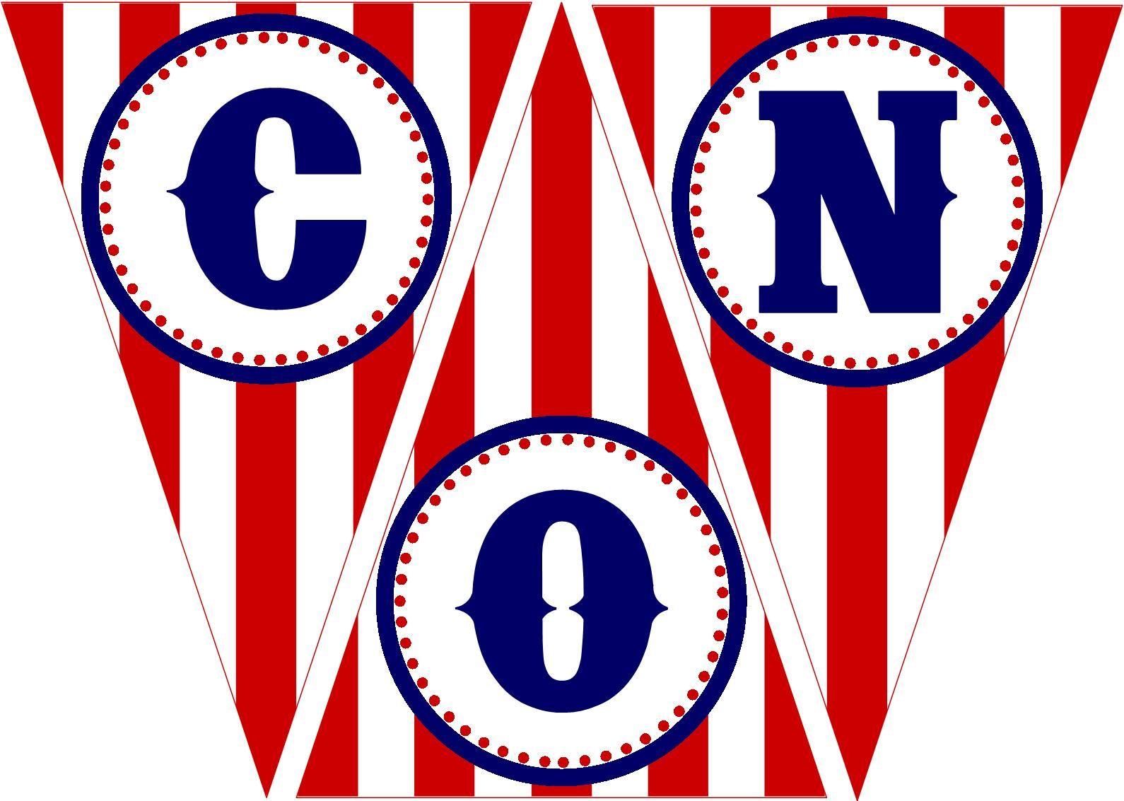 Free Baseball Printable Concessions Banner, Carnival Banner   D.b. - Free Concessions Printable