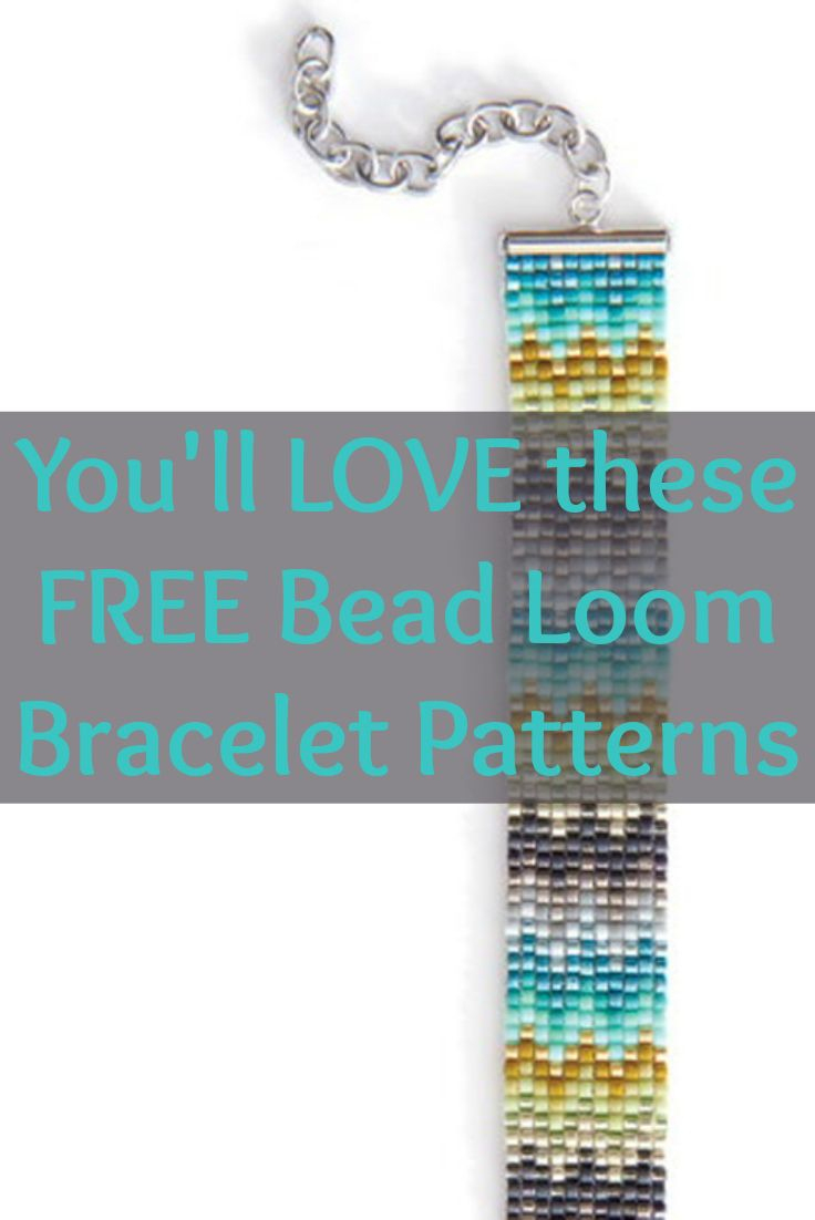 Free Beading Patterns You Have To Try | Beaded Bracelet Making - Free Printable Beading Patterns