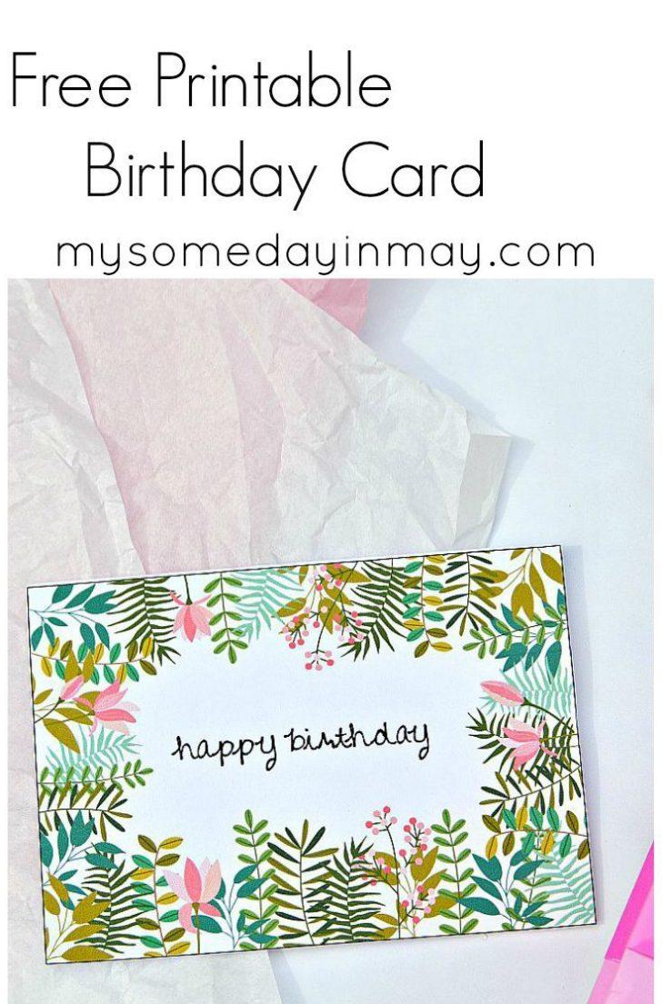 Free Printable Hallmark Cards