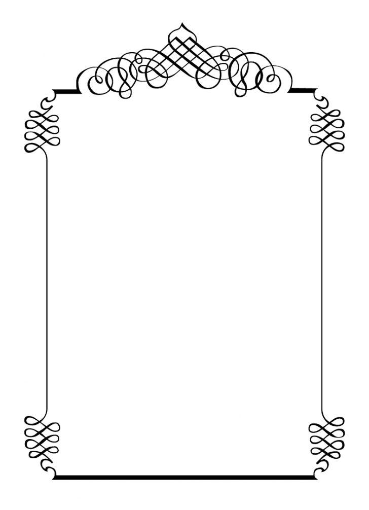 Free Printable Clip Art Borders
