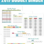 Free Budget Binder Printable: How To Organize Your Finances | Best   Free Printable Financial Binder