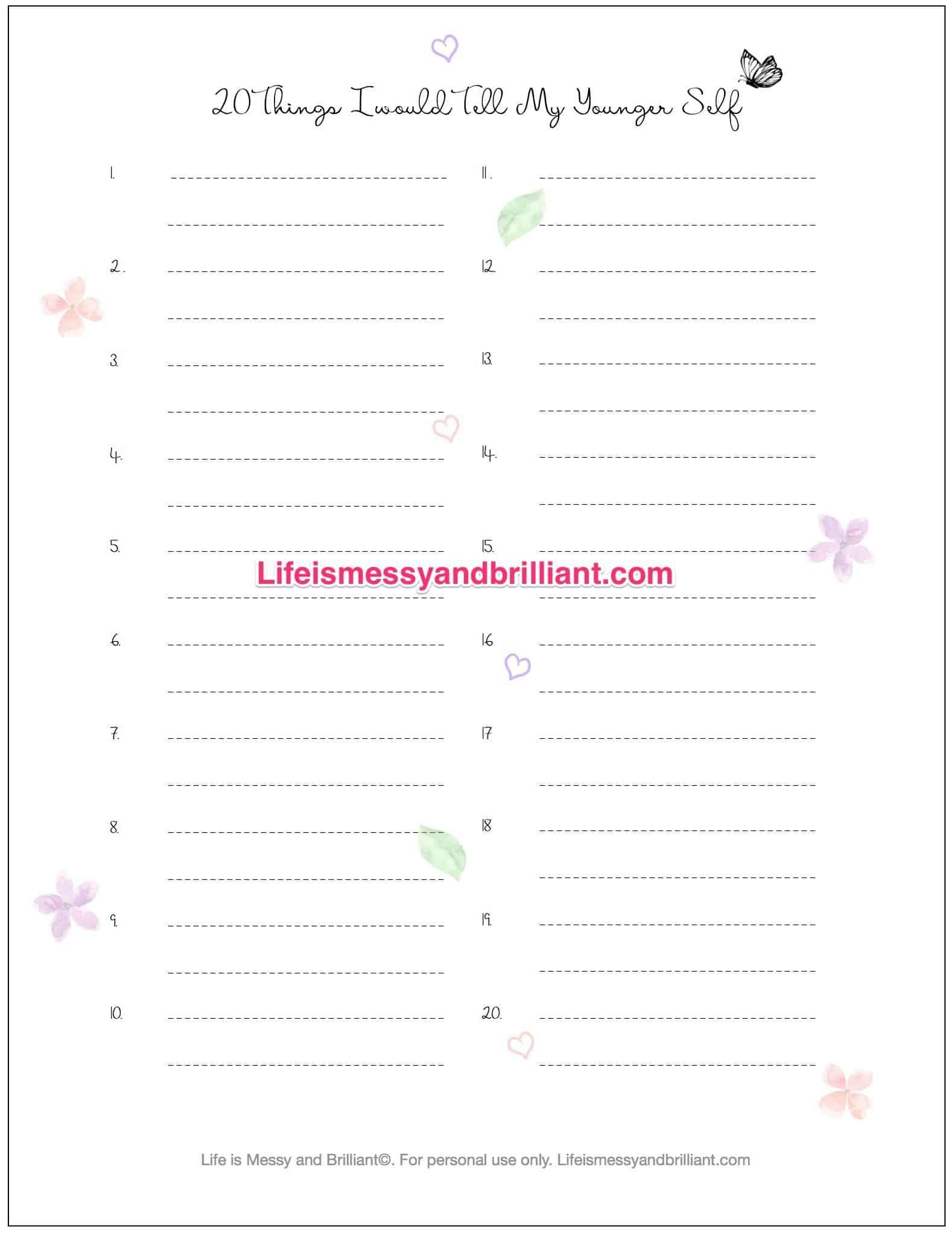 Free Bullet Journal Printables | Drawing | Bullet Journal Printables - Free Printable Journal Pages