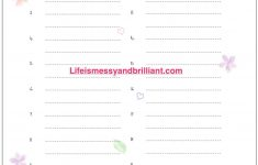 Free Printable Bullet Journal Pages