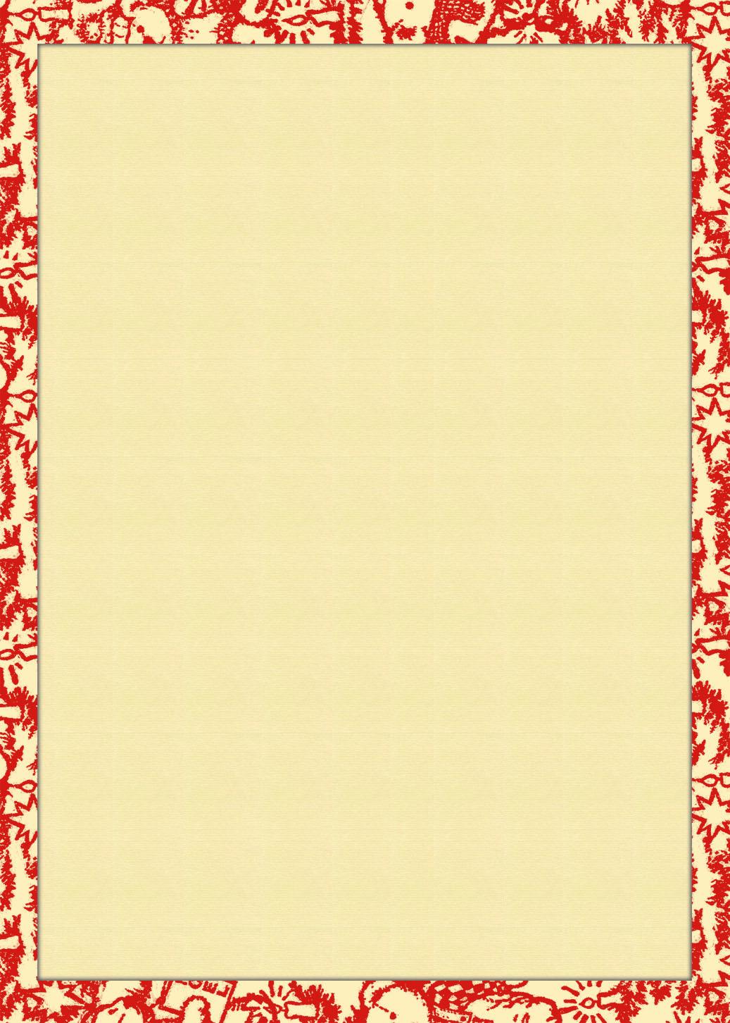 Free Christmas Letterhead, Free Printable Christmas Letterhead Templates - Free Printable Christmas Letterhead