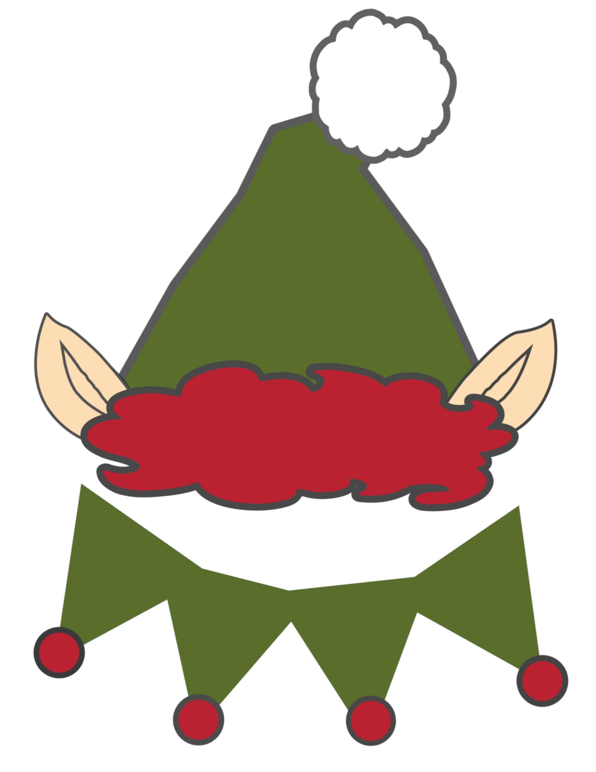 Free Christmas Photo Booth Props Printable | Christmas | Pinterest - Free Printable Christmas Props